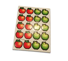 Naklejki ozdobne jabłuszka