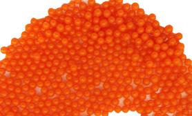 Kulki żelowe wodne pomarańczowe 15mm, DIY, do kwiatów