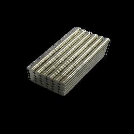 Mini magnesy 3x1mm - 50szt. kreatywne, decoupage
