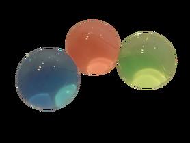 Duże kulki żelowe wodne mix-10szt rosną do 35MM!