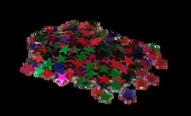 Cekiny mini gwiazdeczki 4mm,mix kol,ozdoba, kreatywne