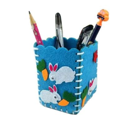 Zestaw kreatywny, przybornik zrób to sam, niebieski (1)