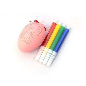 Jajko do pomalowania, zestaw kreatywny, DIY